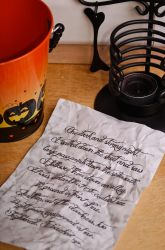 Halloween Activities: How to Write a Scary Story