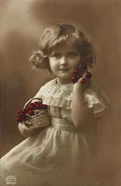 Vintage tinted photos
