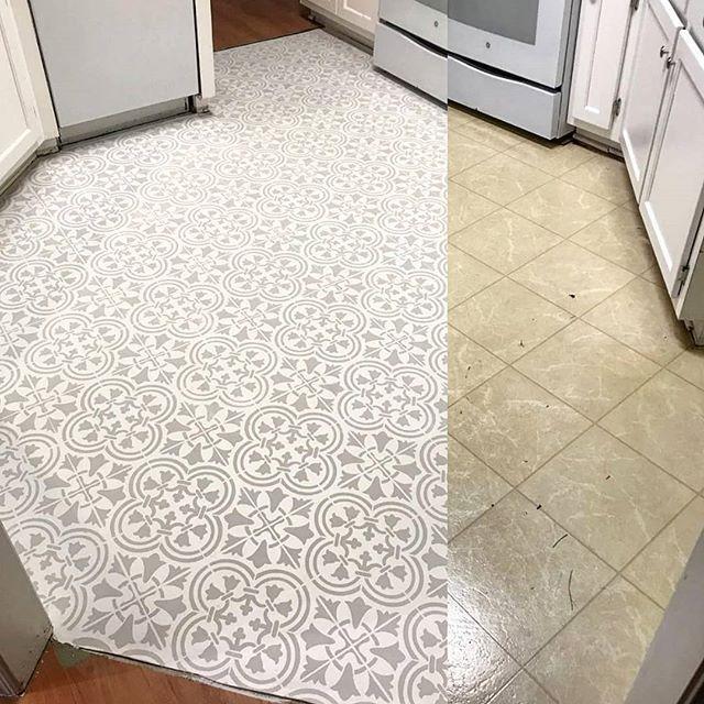 Bathroom Floor Remodel Different Styles And Material Floor Makeover Diy Tile Diy Flooring