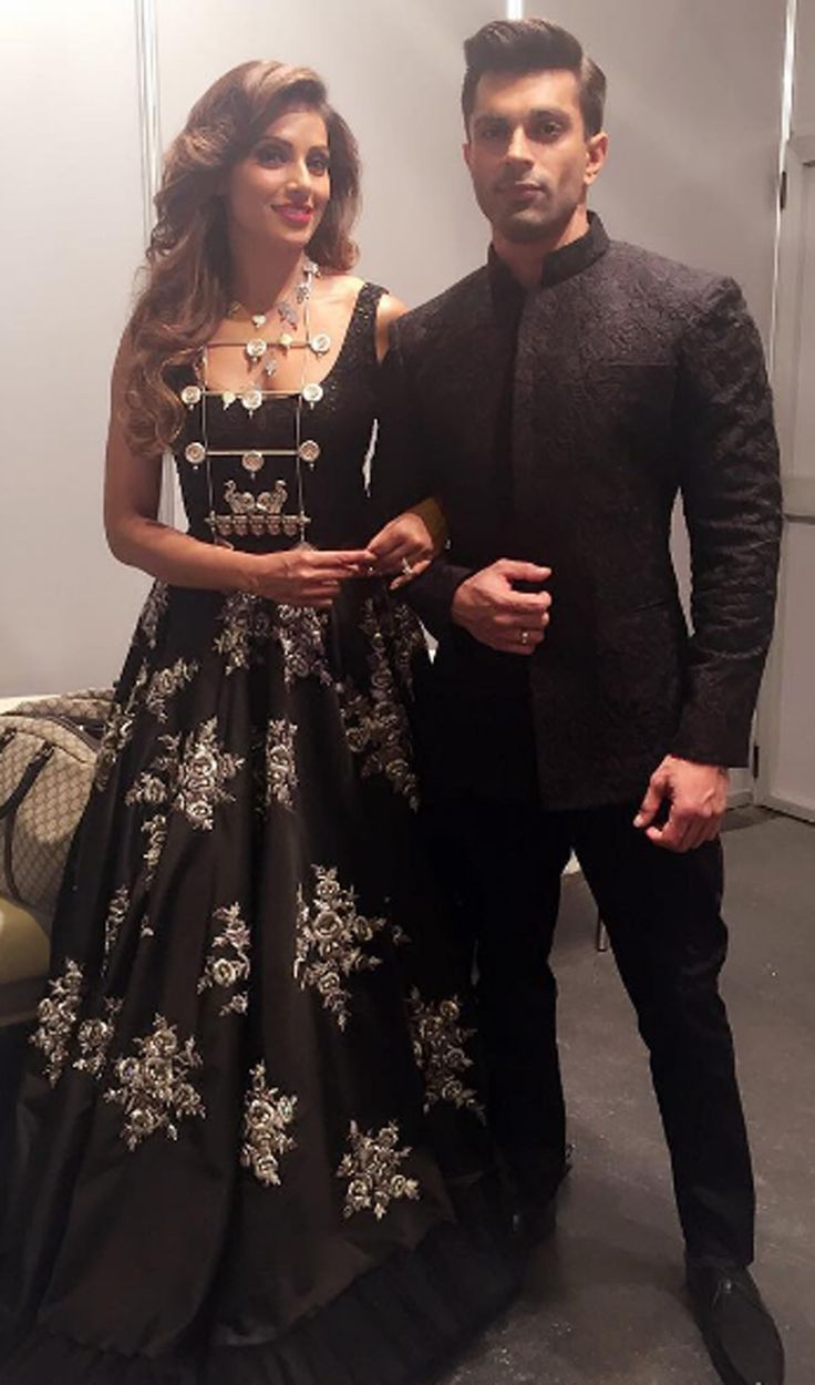 Alongside the gamut of musical acts and performances, fashion Vikram Phadnis showcased a spectacular fashion show. Bipasha Basu, Karan Singh Grover walked the ramp for the ace designer. #IIFA2016 #MYLYFmyway