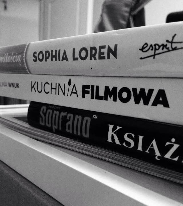 #book #food #movie