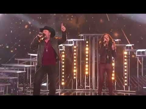 Carly Rose Sonenclar and Tate Stevens - The Climb (The X-Factor USA 2012) [Final] - YouTube
