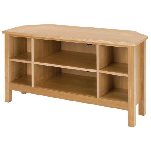 Oak Wood Finish Flat Screen Plasma LCD Corner TV Table Stand Cabinet Media Unit - http://www.computerlaptoprepairsyork.co.uk/tvs-and-accessories/oak-wood-finish-flat-screen-plasma-lcd-corner-tv-table-stand-cabinet-media-unit