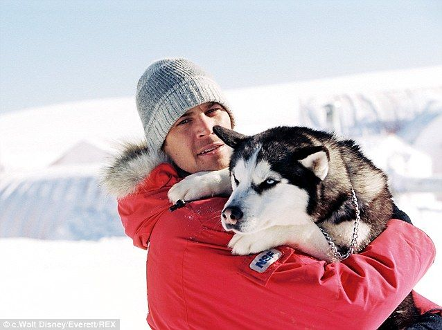 paul walker family | Family friendly: The California-born actor starred in children's flick ...