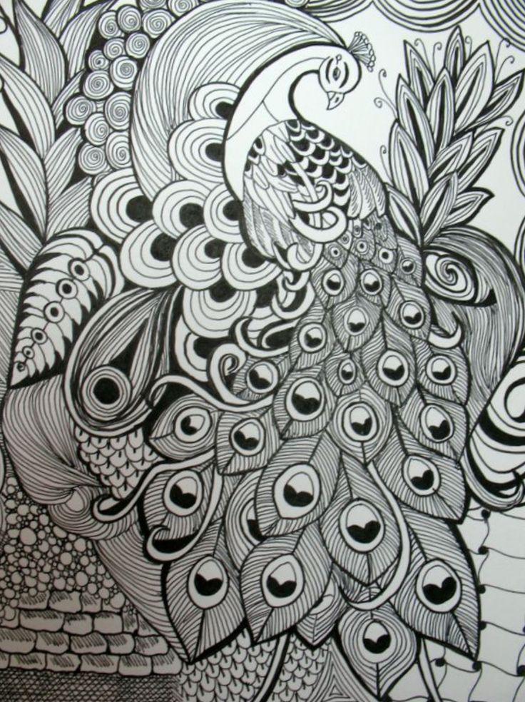 Pin Do A Amberlyn Leclerc Em Mandala Doodle Ideas