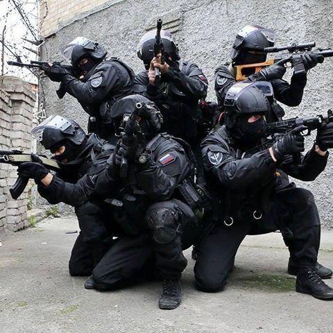 Spetsnaz Alpha Group