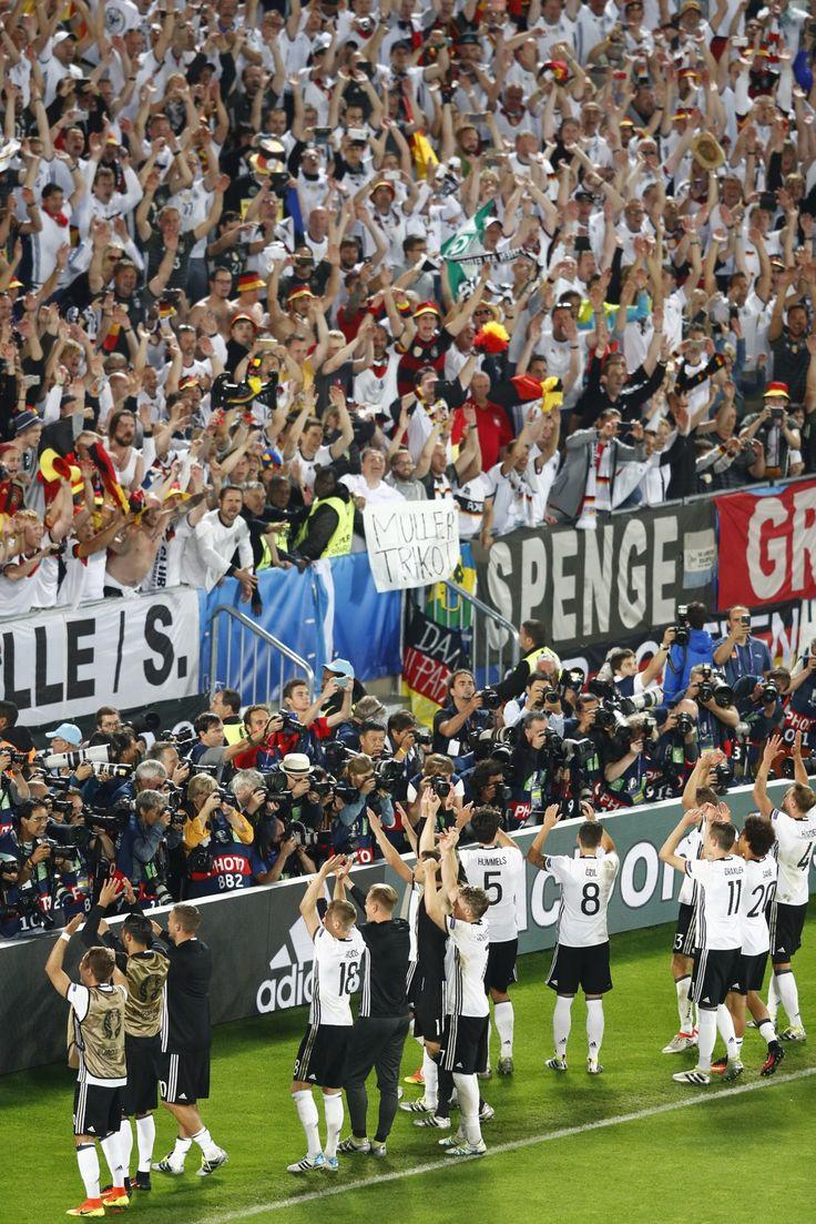 EURO 2016: Germany national football team