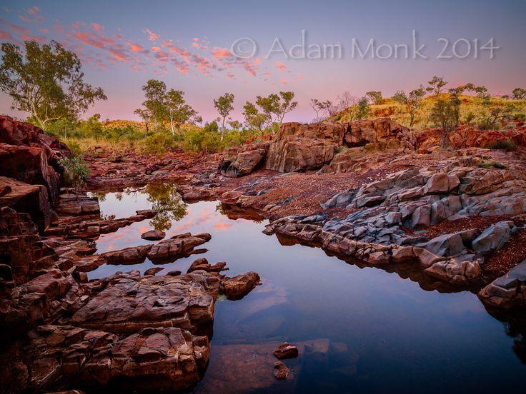 Eagle Rock Pool, Pilbara