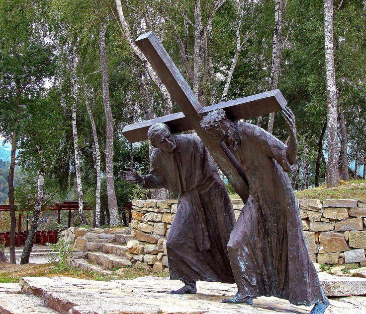 Imagen católica: juan pablo ii, papa,cristo,cruz,jesus - Cathopic