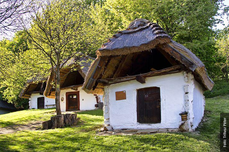 Cák /cellars/Írottkő Nature Park/ Hungary