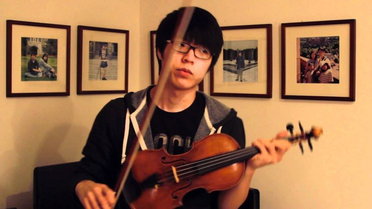 Christina Perri - A Thousand Years - Jun Sung Ahn Violin Cover...first dance..so beautiful!