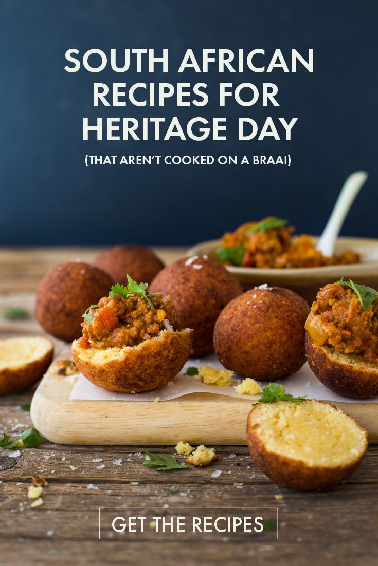 South African Heritage Day Recipes That Go Beyond the Braai via @crushonlinemag