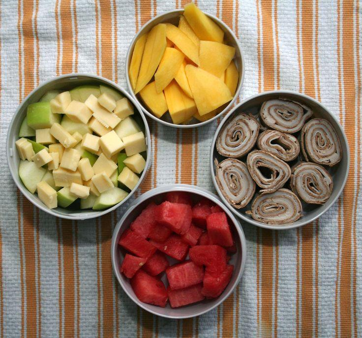 Meriendas Saludables Para Fiestas Infantiles
