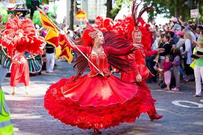 Mika Sipuran verkkopäiväkirja - Helsinki Samba Carnaval 2013