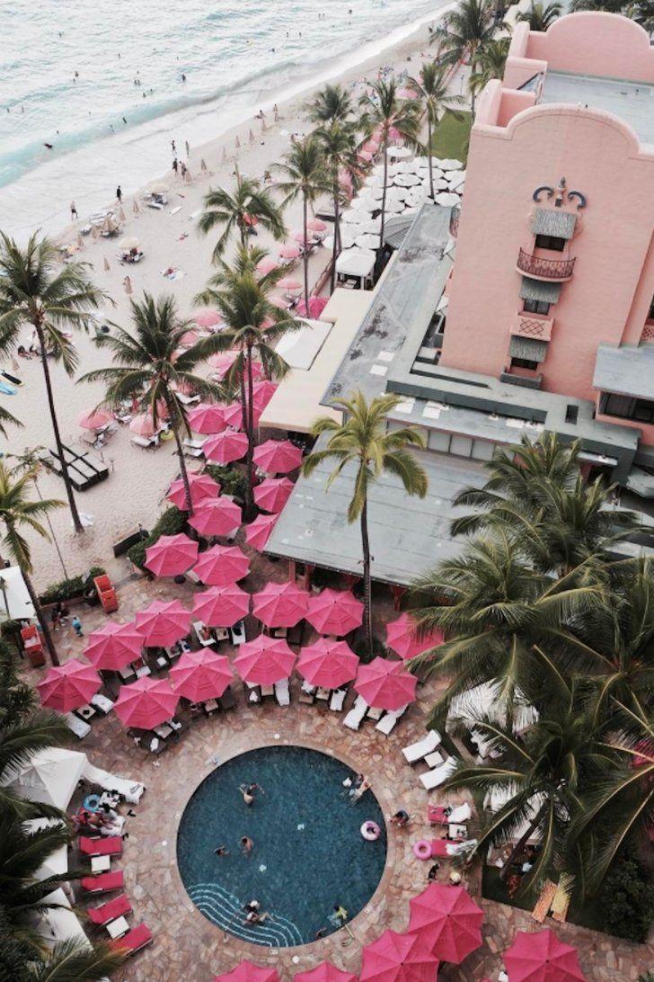 Hawaiis most Instagram-Worthy Hotel ist im Grunde …