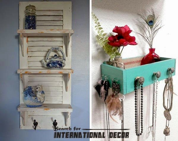 Creative Recycle Ideas For Home Decor. Recycling ...