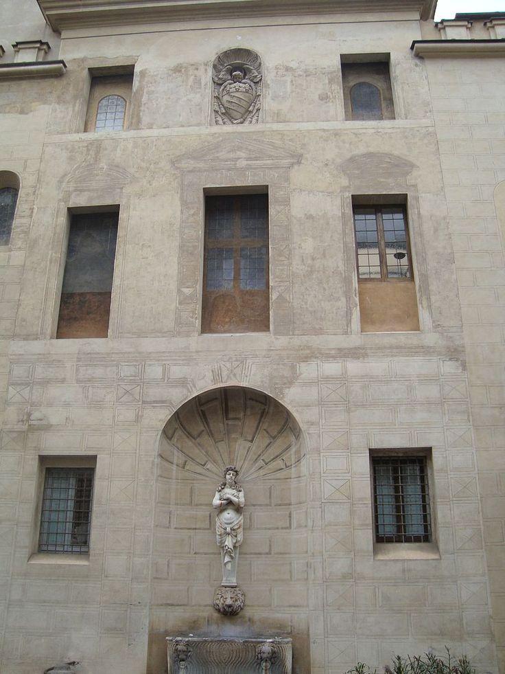 File:Piazza Capo di Ferro, Roma 02.JPG