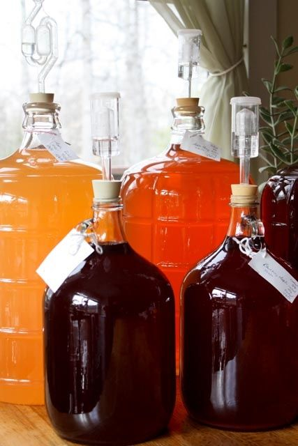 Clearing Cloudy Apple Wine Naturally