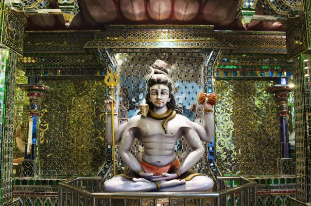 About Lord Shiva - the powerful and fascinating deity of the Hindu Trinity, who represents death and dissolution. Read about his destructive forces and why he is worshiped as a phallic symbol.