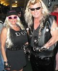 Dog the Bounty Hunter and Beth Costumes - 2013 Halloween Costume Contest