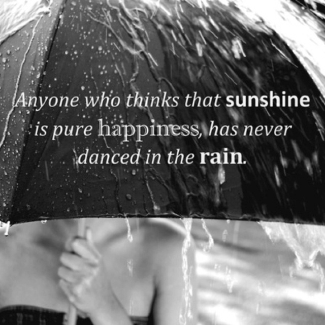 Sing & Dance in the Rain: Fun Recipes, Inspiration, Quotes, Wisdom, Truths, Sunshine, Living, Dance, Rain