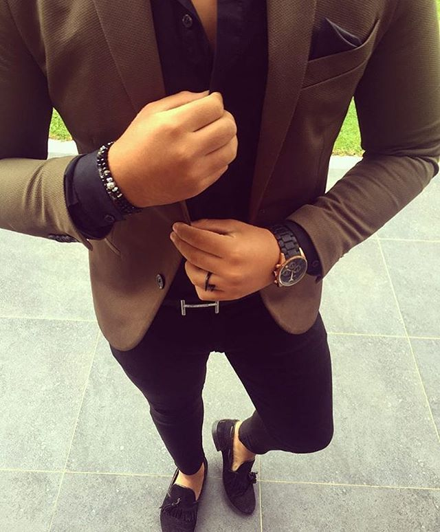 23 best Dressing Your Age - 50s images on Pinterest   Black man, Man style  and African american men