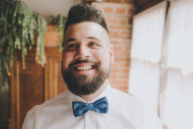 Papillon blu petrolio,blue navy per sposo,regalo per lui,testimoni sposo,cravattino per cerimonia elegante, matrimonio primavera estate 2017 di ScoccaPapillon su Etsy