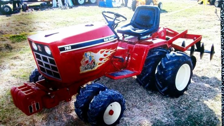 782 Cub Cadet Garden Tractor : Ideas to try about cub cadet gardens tractor