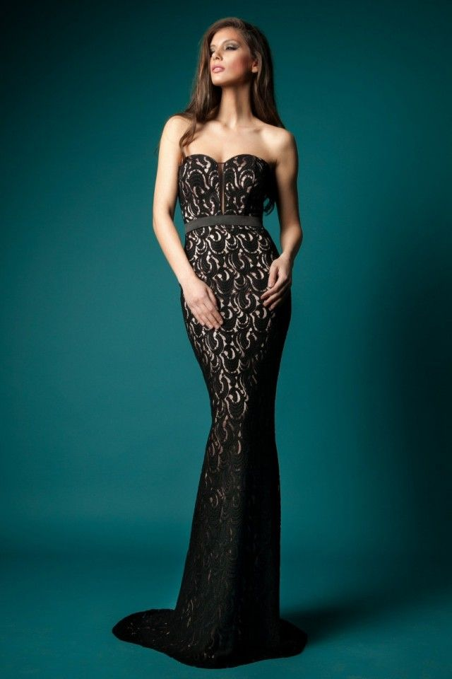 17 Best images about Gowns and Evening Dresses on Pinterest ...