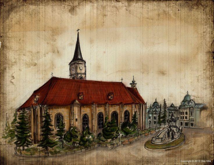 St. Michael Church Cluj-Napoca