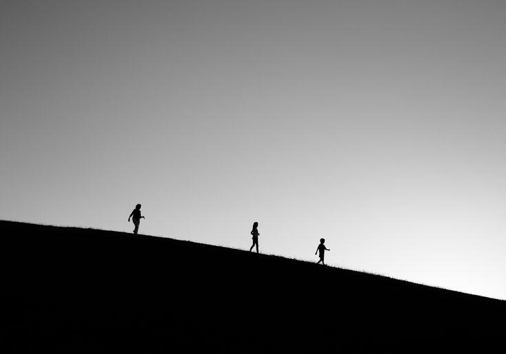 Los tres de la ladera