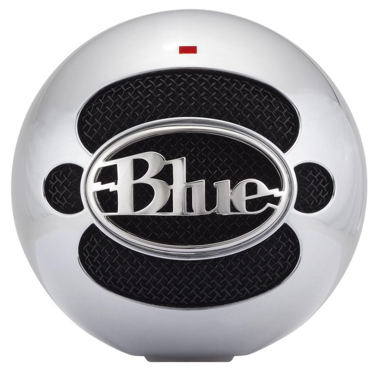 Blue Microphones Snowball - Brushed Aluminum #WRGamers #Blue Microphones