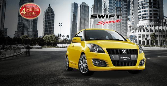 Spesifikasi Harga Suzuki New Swift Sport Surabaya