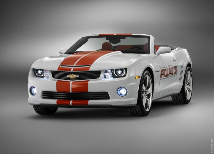 2011 Chevrolet Camaro SS Convertible Indy 500 Pace Car // Indie Clothing Brands & UK Streetwear || AcquireGarms.com