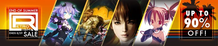 [Retroism.com] Dead or Alive 5 Last Round ($19.99/50% off - End of Summer Sale!)