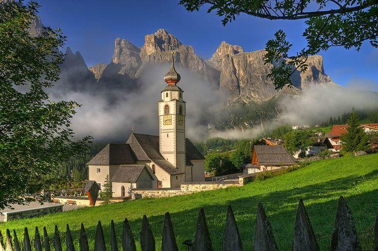 Colfosco - Trentino Alto Adige - Italia