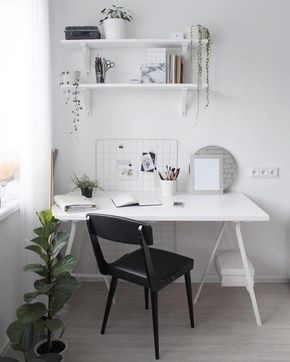White workspace. #workspace#workspacegoals#interior4all#scandihome#cozyhome#homedecoration#homeoffice#artprint#art#mood#whiteinterior#myhome#myroom#creativity#fantasy#blog#instahome#inspro#ikea#скандинавскийстиль#белыестены#белыйстол#рабочееместо#икеа