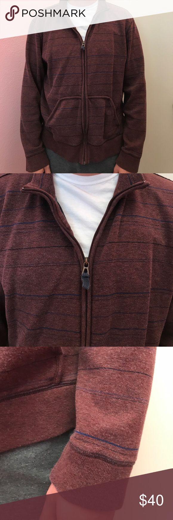 Boss orange zip up Gently used boss orange zip up. In great condition. Zipper works excellent. BOSS ORANGE Sweaters Zip Up