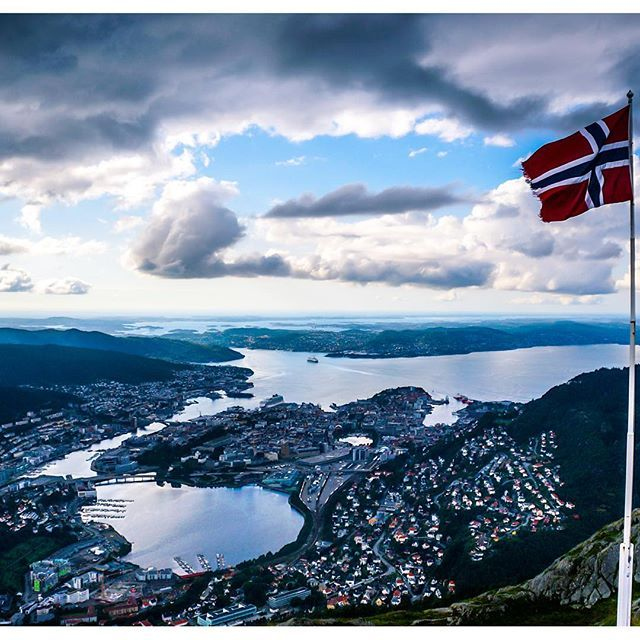 Bergen by @thefjordlife on Instagram