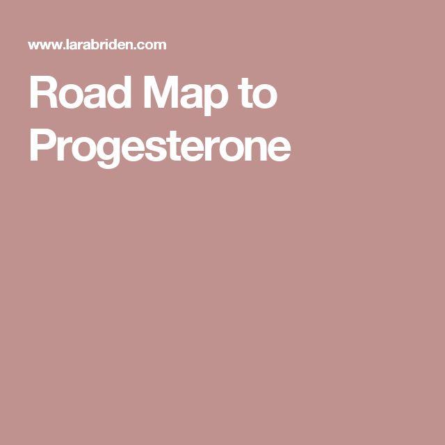 road progesterone