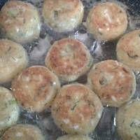 Kotleciki ziemniaczano-jajeczne