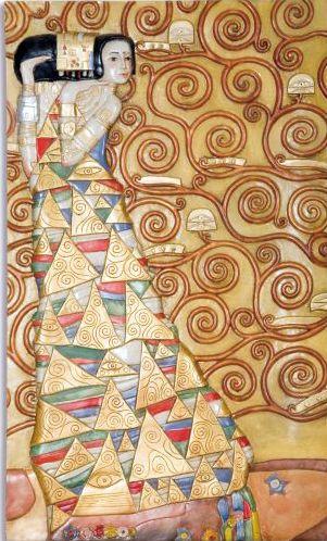 La Expectación de Klimt. Referencia 4422 de nuestro catálogo