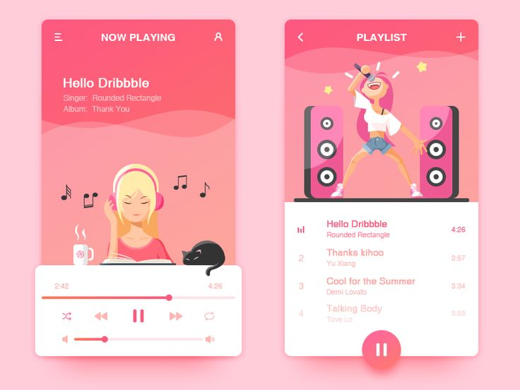 Hello Dribbble by Rounded Rectangle #Design Popular #Dribbble #shots