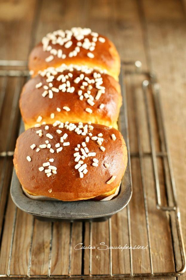 Pan brioche facilissimo per tipi pigri...