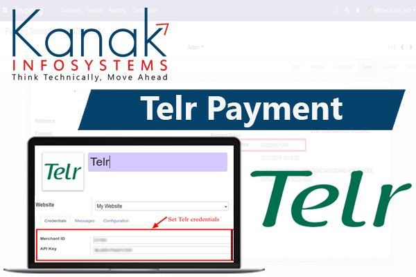 Check out the Telr Payment Gateway Module for your Odoo
