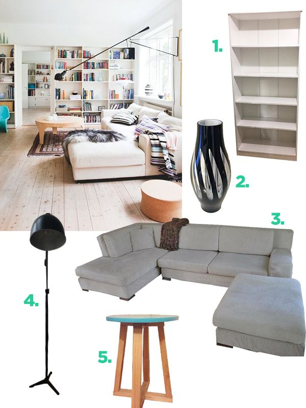 Ferah bir salon ile yaza merhaba! Livingroom, fresh, hello summer