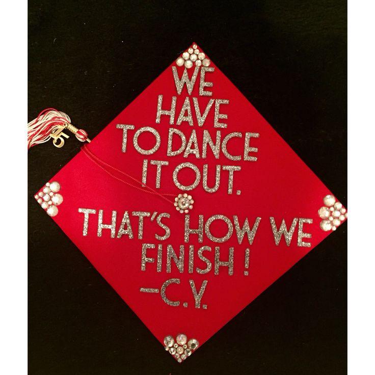 Grey's Anatomy Grad Cap #gradcap #graduationcap #graduation