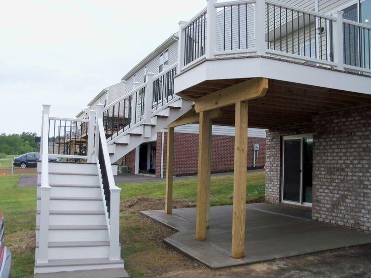 Deck Builders Pittsburgh basement remodeler & deck builder   davis construction
