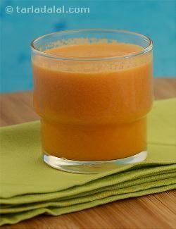 Carrot, apple, ginger & orange