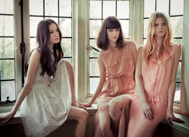 dresses: Floor7 Jpg, Style Stache, Three Floors, Dresses, White, Bridesmaid, Floors Fashion, Fashion Editorial